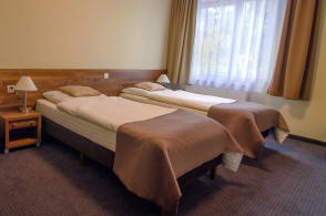 CASSUBIA Hotel Hel Baltic sea accommodation in Poland